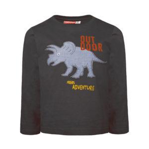 Energiers 12-120131-5 Μπλούζα Με Σχέδιο Ρινόκερο